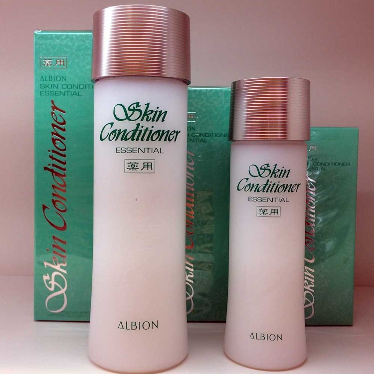 ALBION  SKIN CONDITIONER  110ml, 165ml, 330ml
