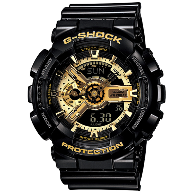CASIO G-SHOCK GA-110GB-1AJF