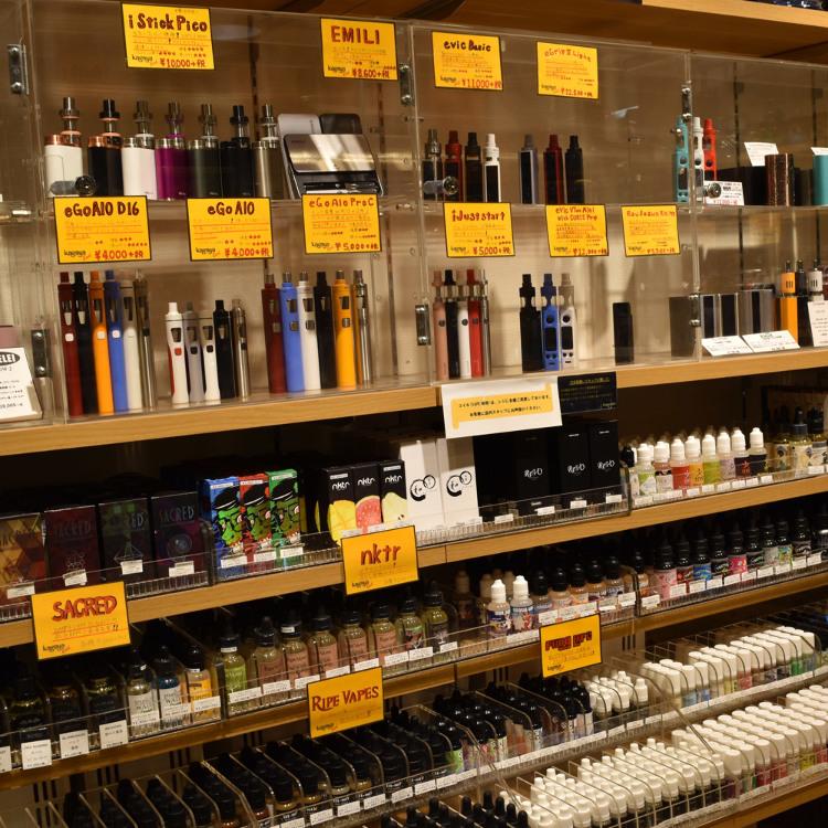 VAPE & E-liquids