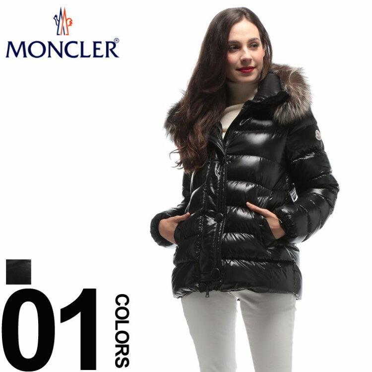 モンクレール MONCLER ダウンジャケット レディース ナイロン フォックスファー ブルゾン TARIER テルアー ブランド レディース アウター MCLTARIER8