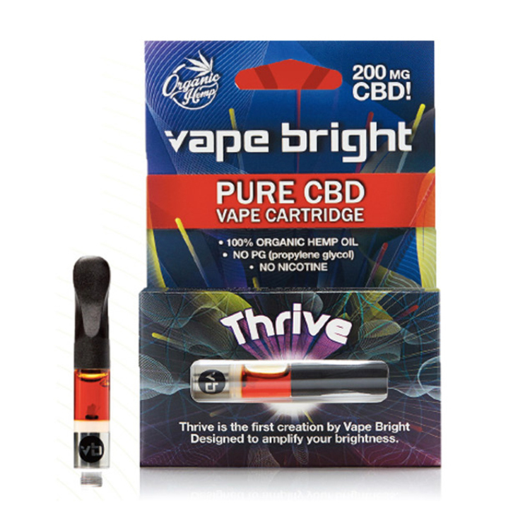 Vape Bright - CBD OIL 100%ORGANIC