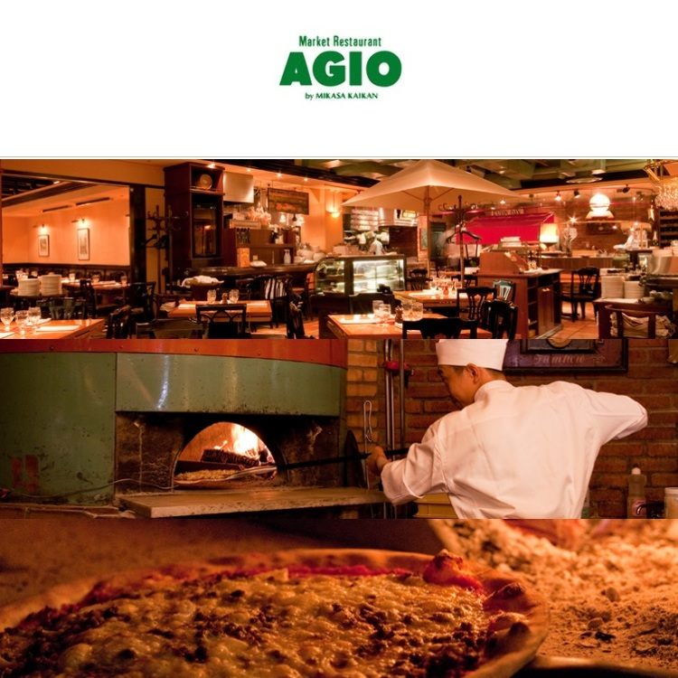 Southern European Foods Market Restaurant AGIO<br />