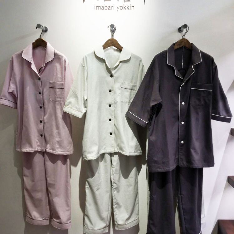 idee Zora New Spring 6 Summer Pajama debut! 2 colors are