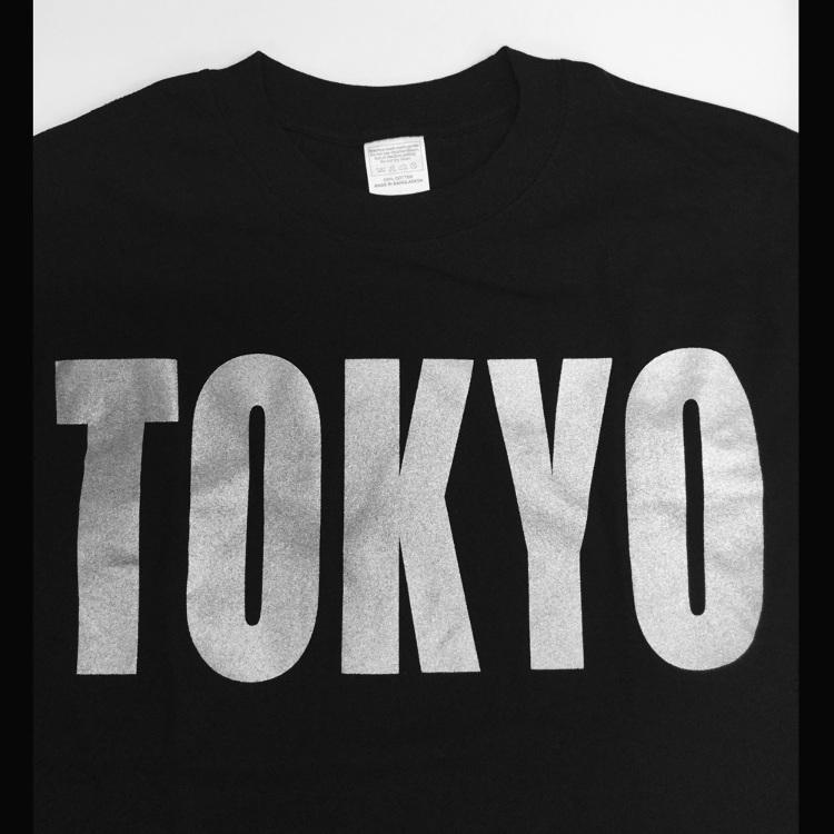 TOKYO 티셔츠