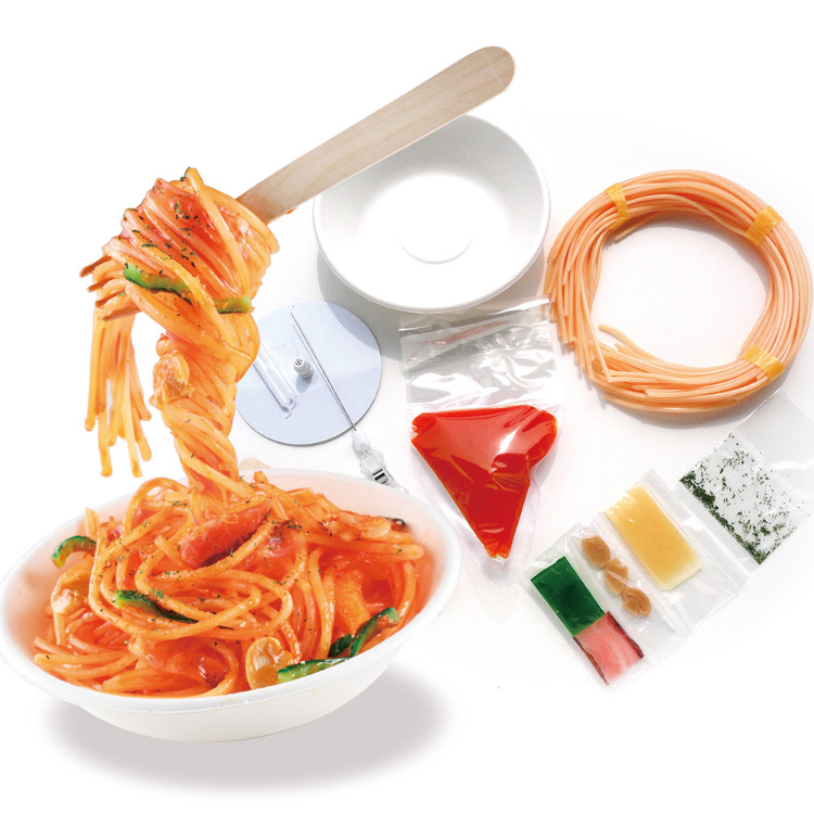 "DIY Replica Food Kit ""Sample'n Cooking"" Set"