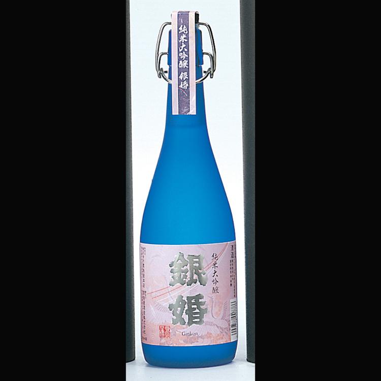 Junmai Daiginjo Ginkon 720 ml