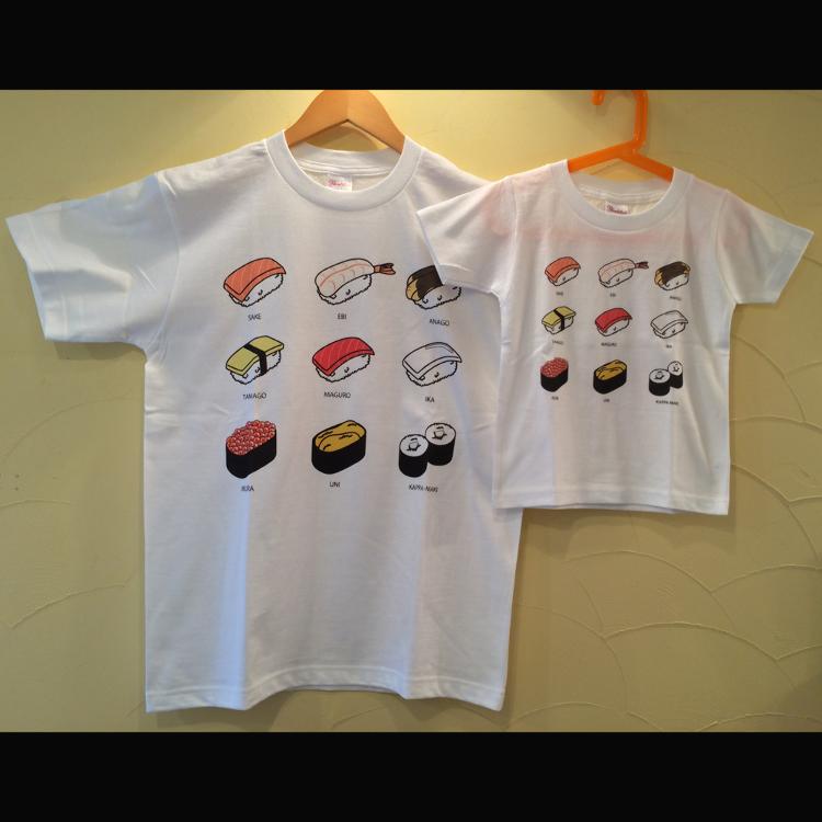 Tシャツ(富士山や浮世絵柄でベビー~XXLまでサイズが豊富!刺繍OK)
