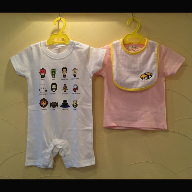 婴幼儿服饰(姓名刺绣很受欢迎)