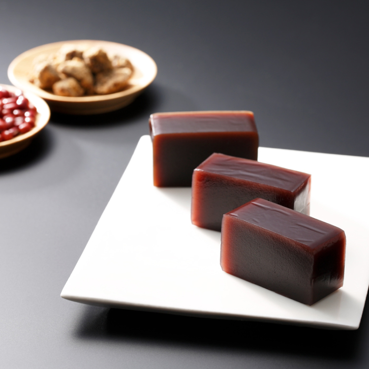 Youkan(sweet beans jelly)