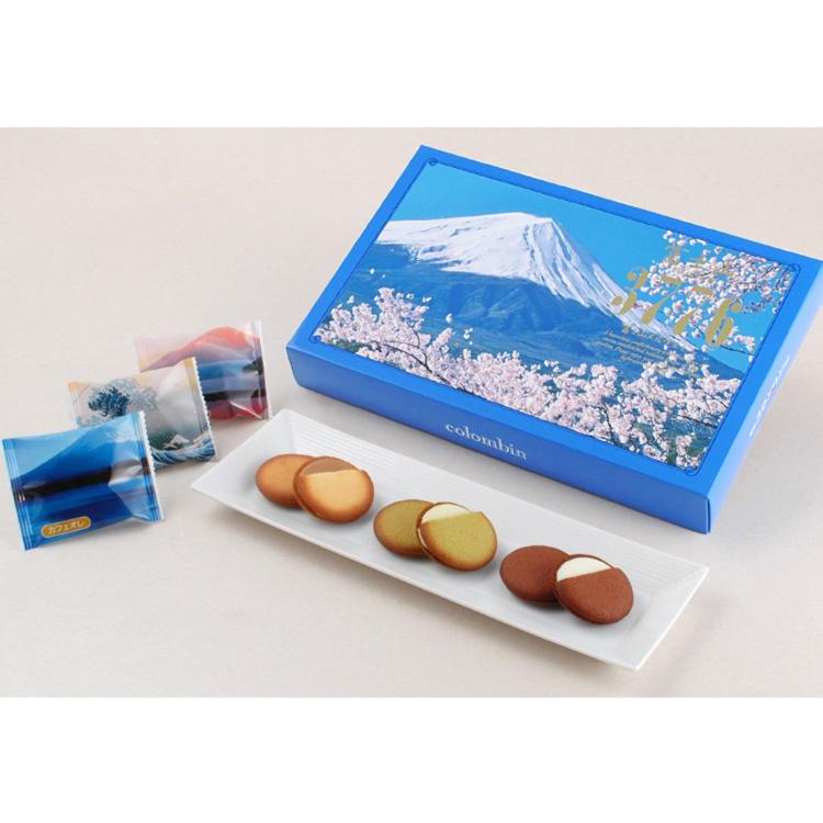 富士山夹心烤薄餅Merveille