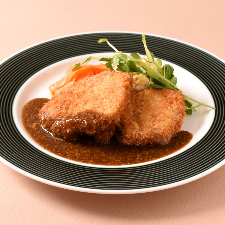 pork fillet cutlet