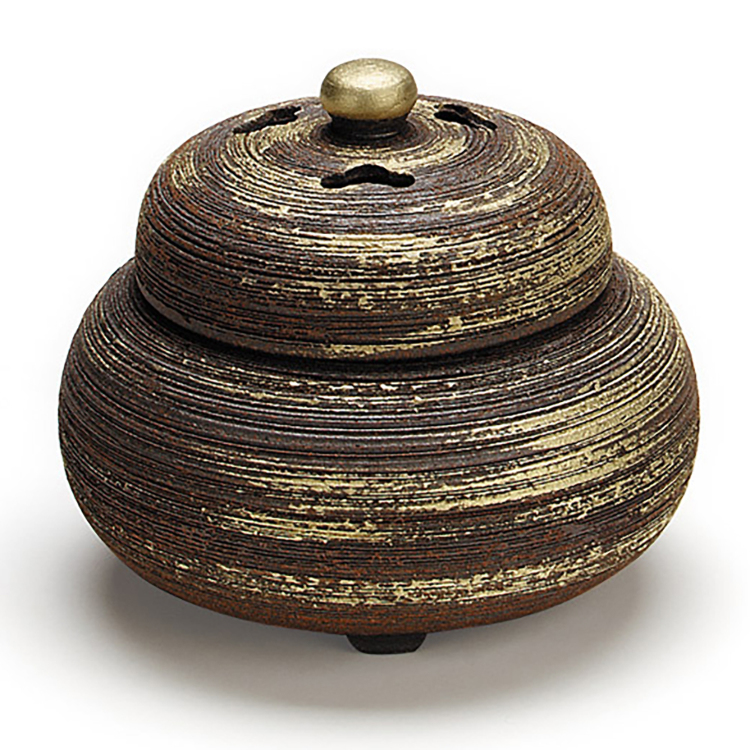 Incense Burner Nanban Style<br />