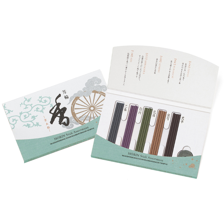 Kyogosai/Horin Sticks Assortment (20 sticks)<br />