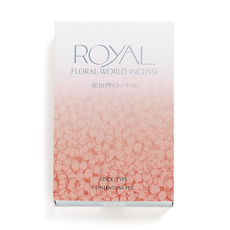 香水香/花世界&ldquo;ROYAL&rdquo;<br /> 新鲜的花朵和树木的香气。