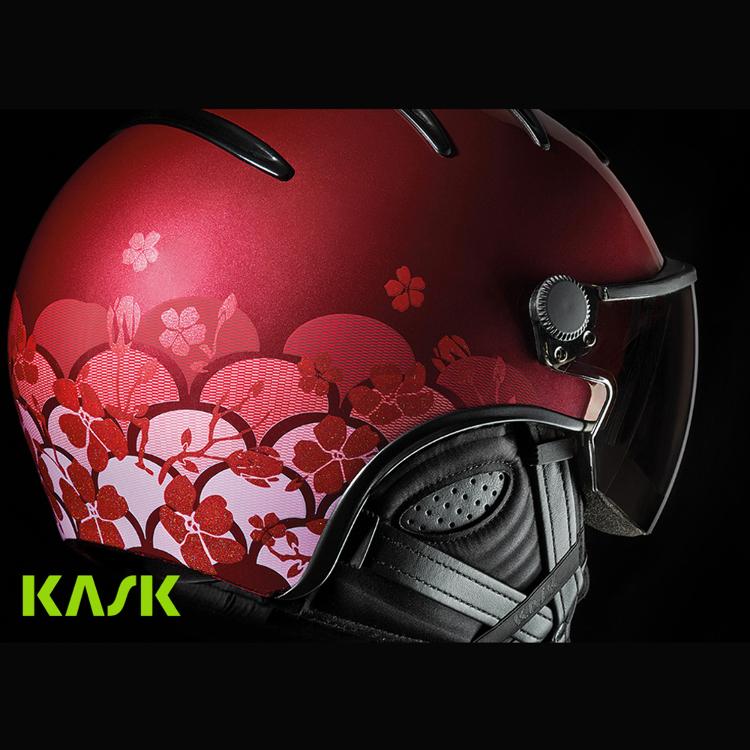 KASK(滑雪安全帽)男款/女款/儿童款