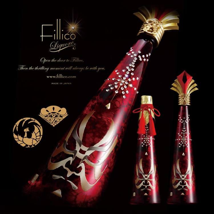 <FILLICO LIQUORE>Fillico KABUKI(dry).  Fillico KABUKI, collaboration with KABUKI by Shouchiku. KABUKI is a Registered trademark of Shouchiku.