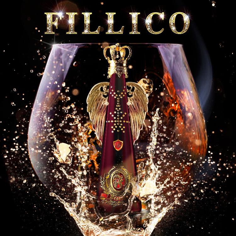 <FILLICO LIQUORE>NEW! Fillico Brandy