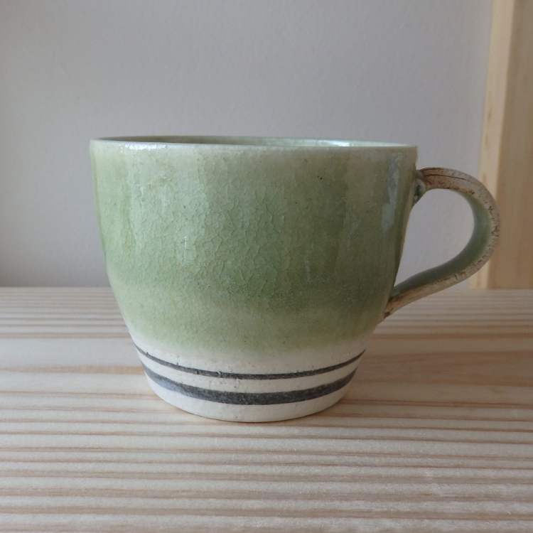 Mugs by Konotobo, based in Kasama City, Ibaraki prefecture