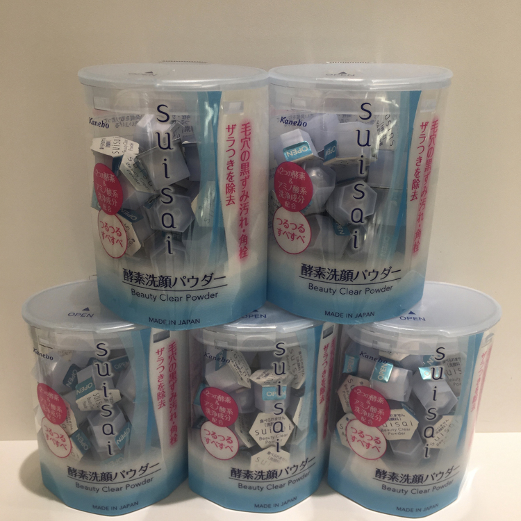 Suisai  Beauty Clear Powder Wash