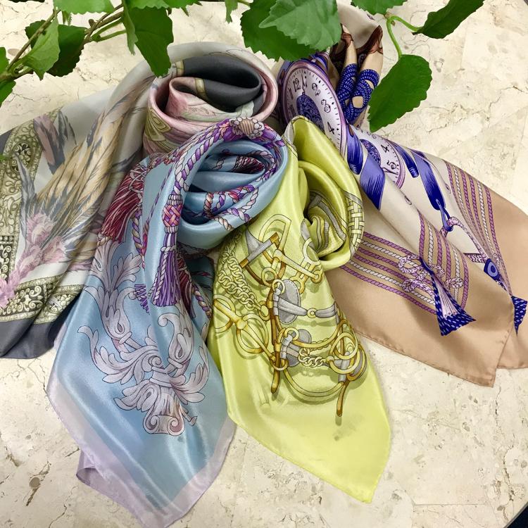 MARCA/丝巾