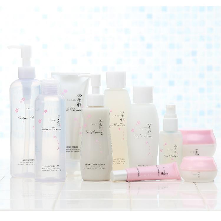 SHIKISAI / Skin Care Series