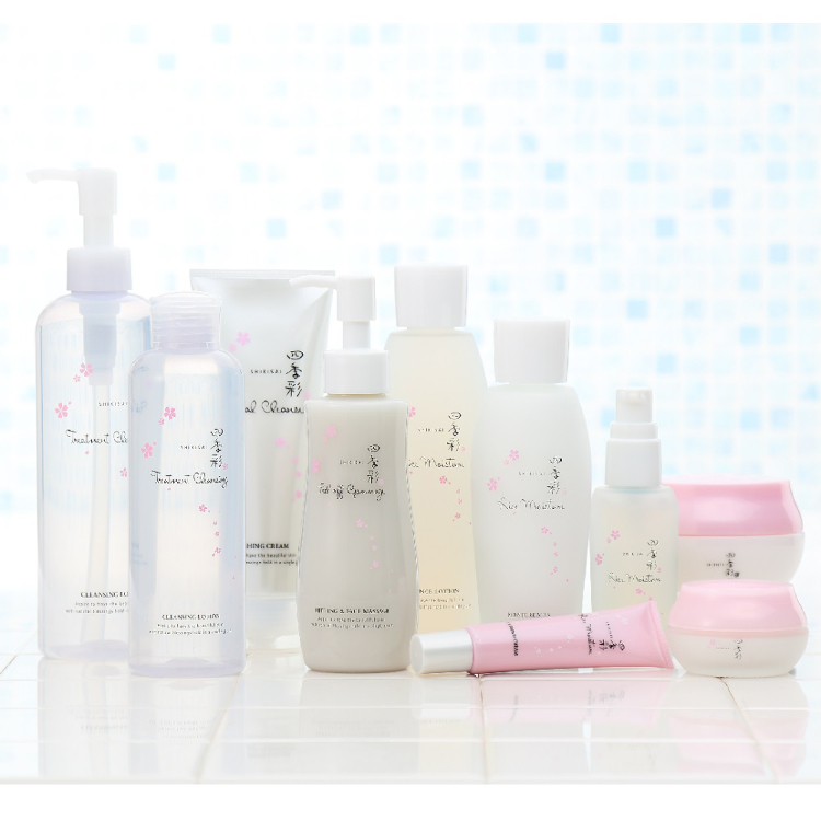 SHIKISAI / Skin Care Series
