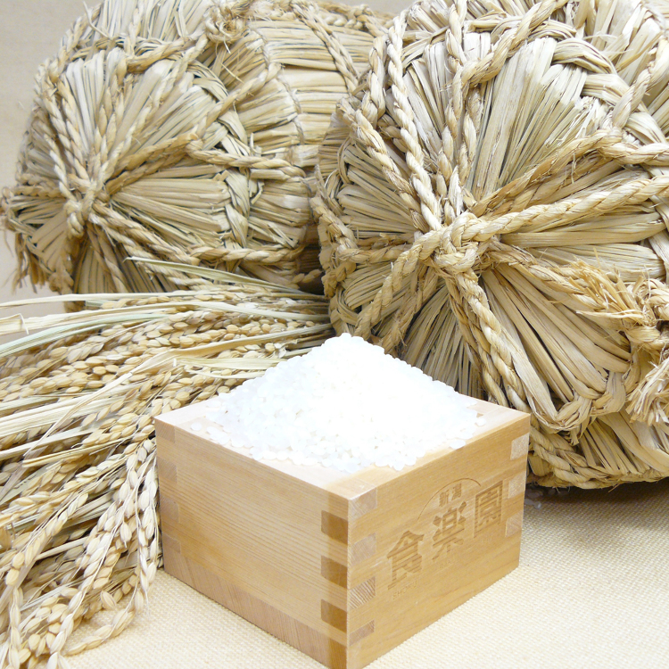 Uonuma-grown Koshihikari Rice <br />