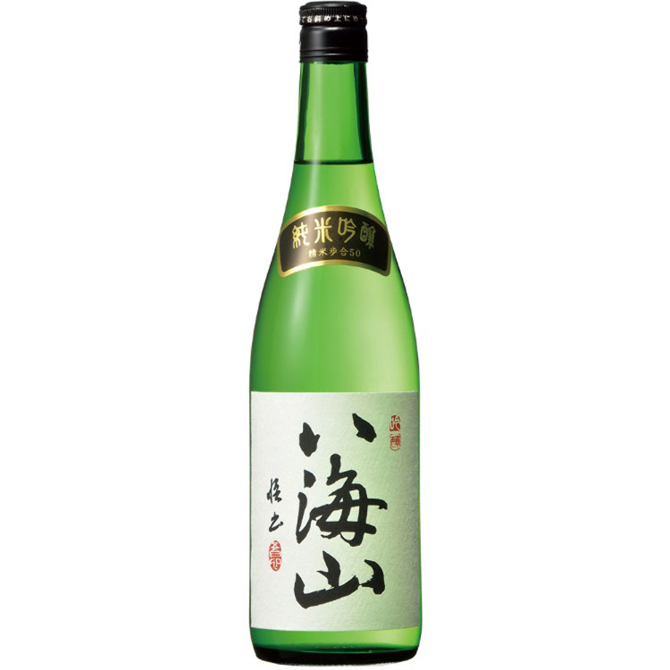 Hakkaisan Junmai Ginjo <br /> (A popular sake from a prominent Japanese sake producer founded in 1922)