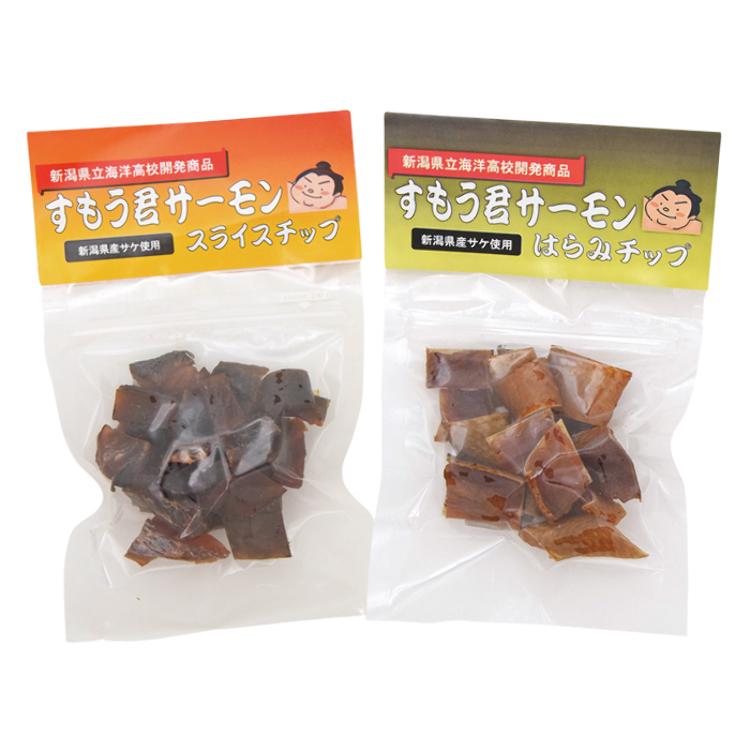 相扑君鲑鱼(熏制鲑鱼片)
