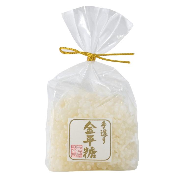 Handmade Sakekasu Konpeito (made with sake lees)