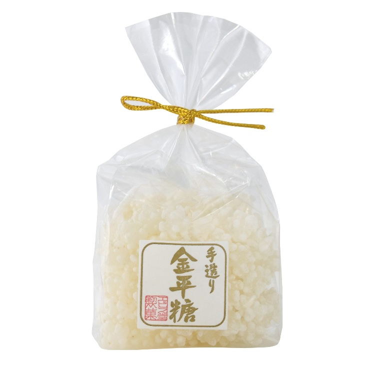 Handmade Sakekasu Konpeito (made with sake lees)
