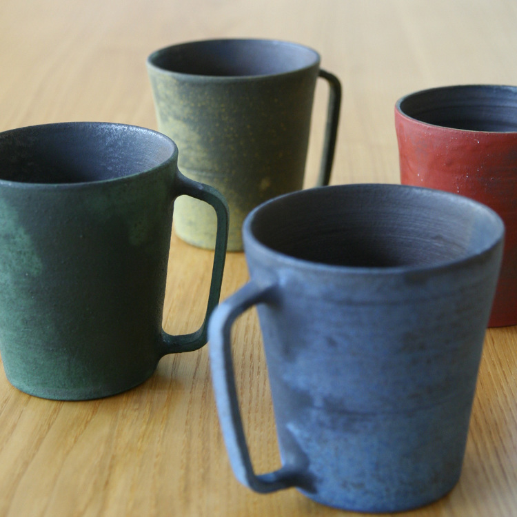 T. Omura - Color mug<br />
