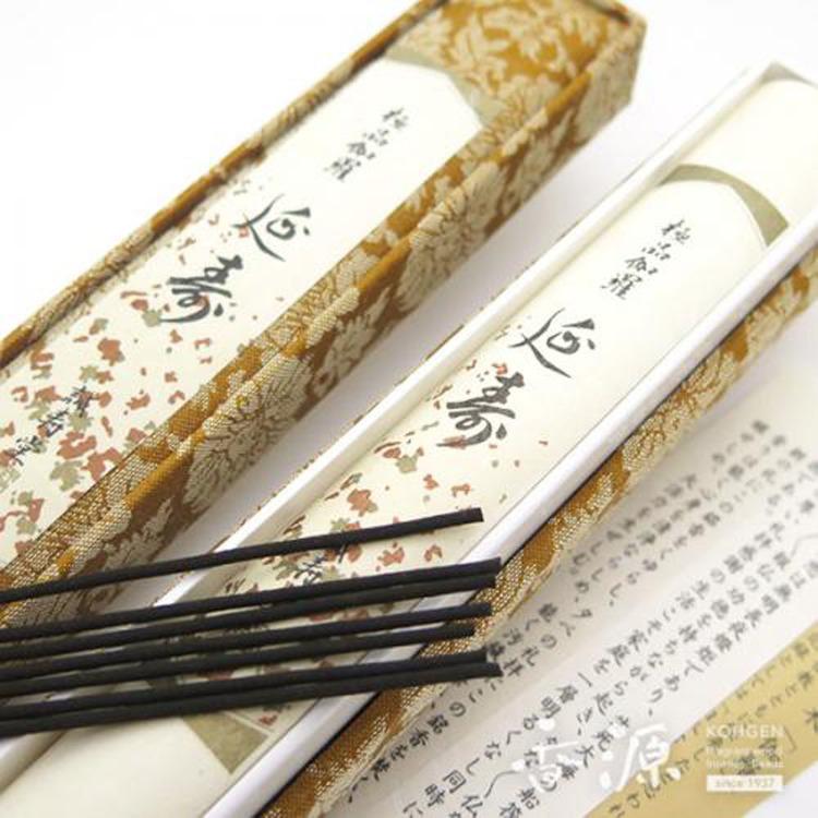 最高級伽羅をふんだんに使用<br /> 「誠寿堂 極品伽羅 延寿 30本入」