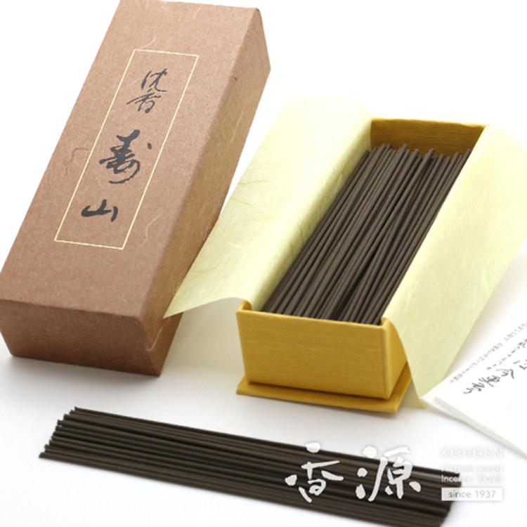 大人気の沈香のお香です。<br /> 「日本香堂 寿山 バラ詰め 約180本入」