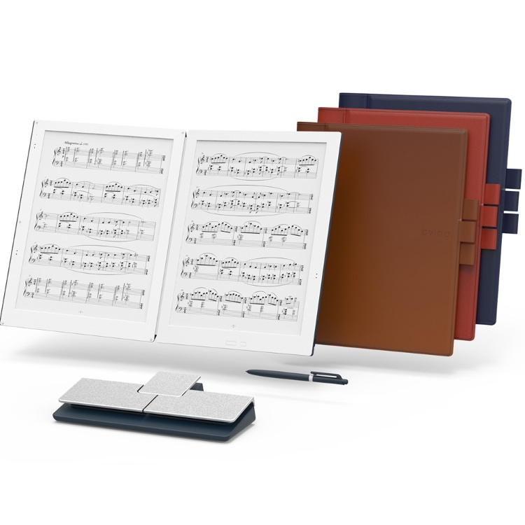 GVIDO:Exclusive Device for Digital Music Score (made in Japan)<br />