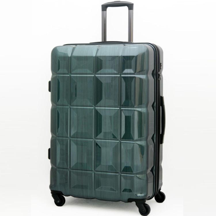 方格行李箱 L尺寸Made in JAPAN