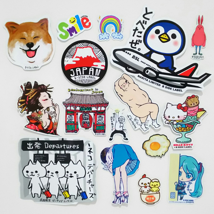 [Stickers]<br />