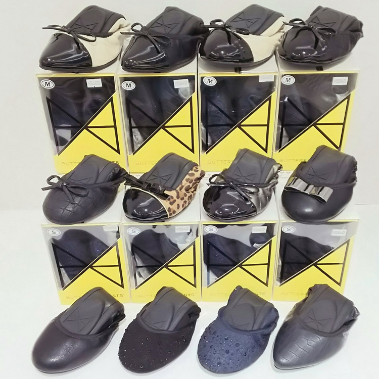 [Foldable Shoes]<br />