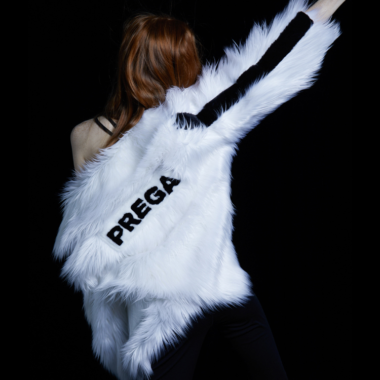 PREGA Original Fur Coat