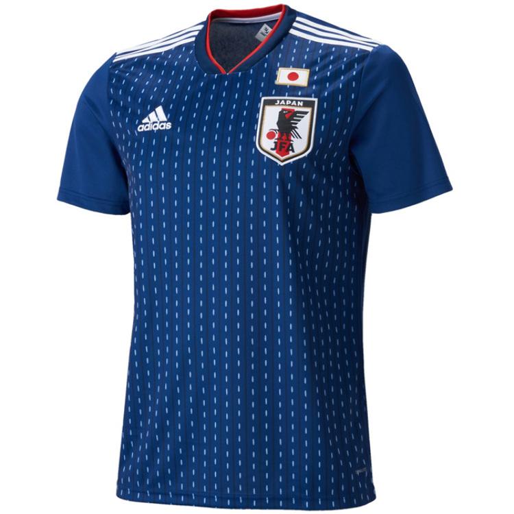 Japan Home Shirt 2018-19