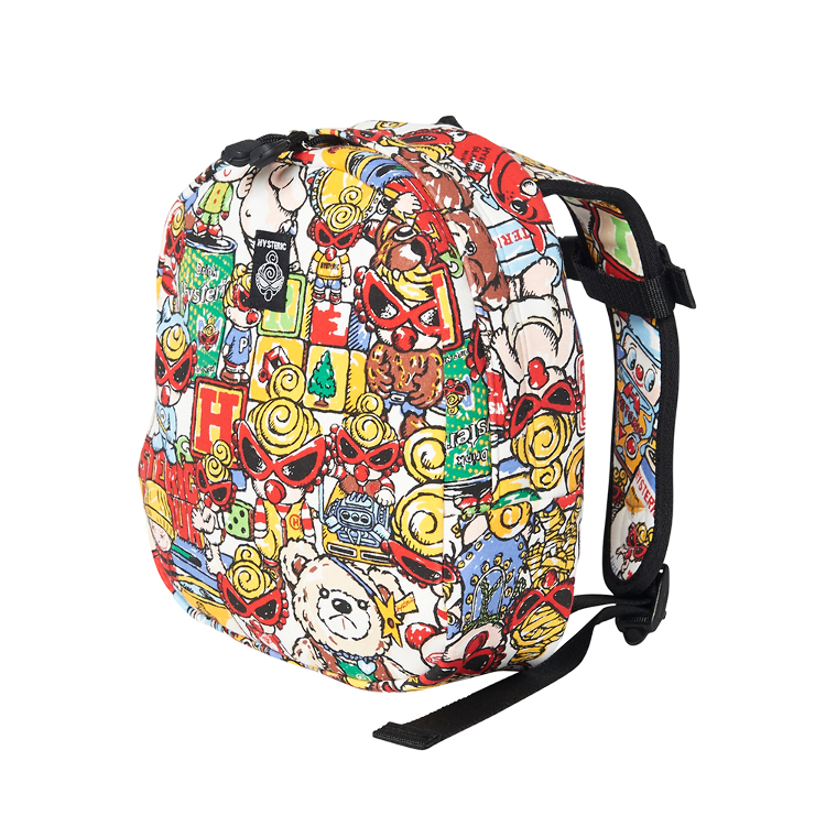 HYSTERIC TOYLAND Full-Patterned DAY PACK