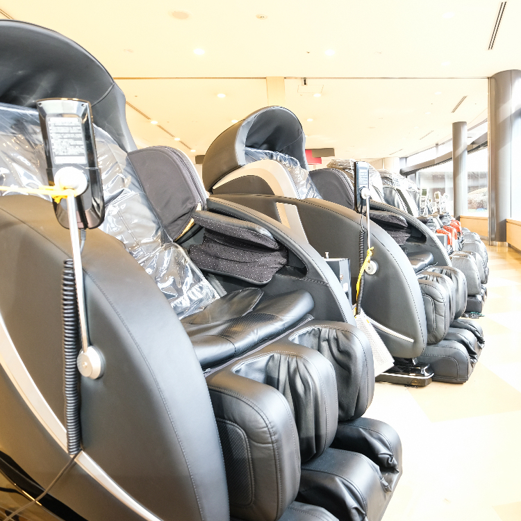 【Massage chairs】<br />