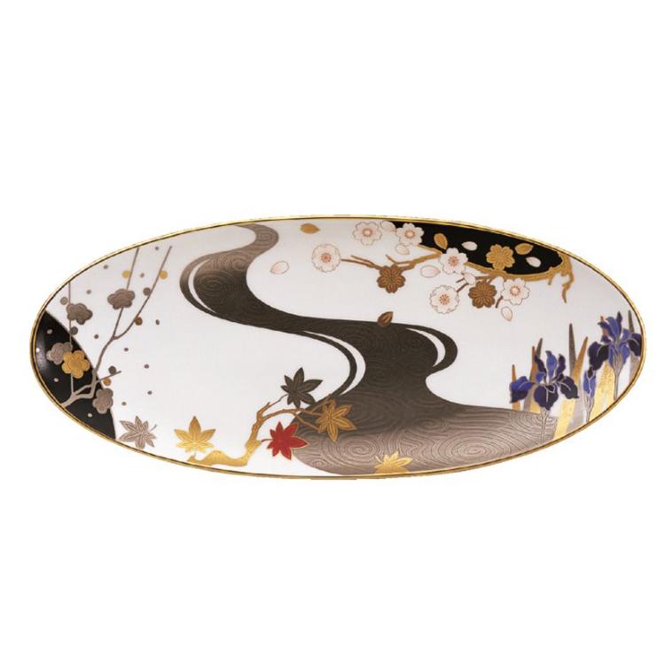 「AYAMINAMO」41cm派對用餐盤