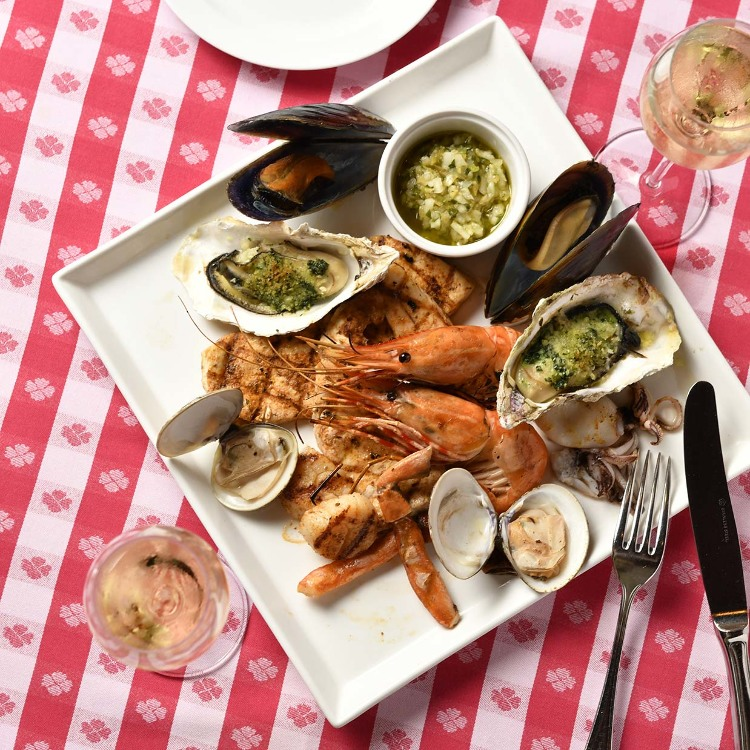 【4F Grand Central OysterBar&Restaurant】