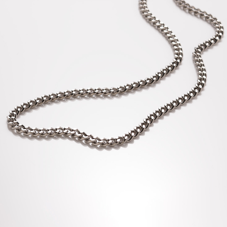 TITANIUM CHAIN NECKLACE