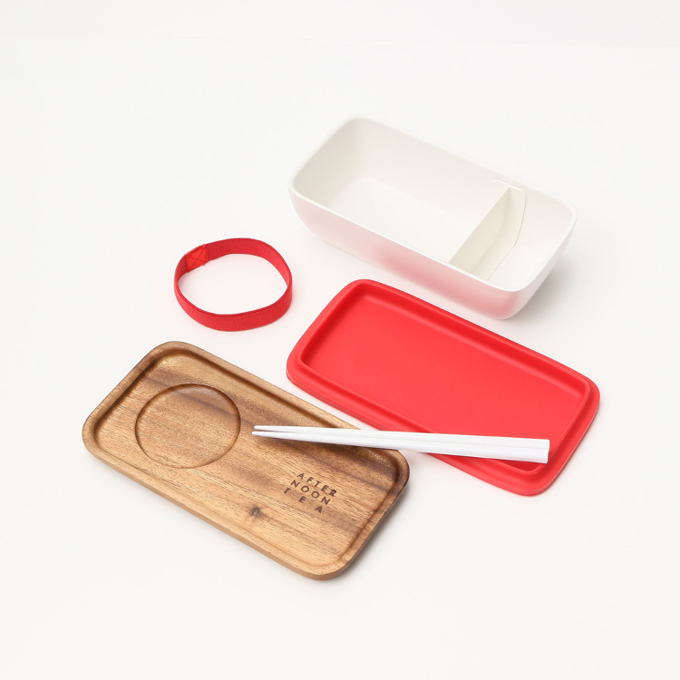 Lunch box(Red)