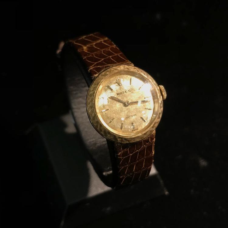 勞力士 18KG Precision 手動上鏈腕錶 1960年代