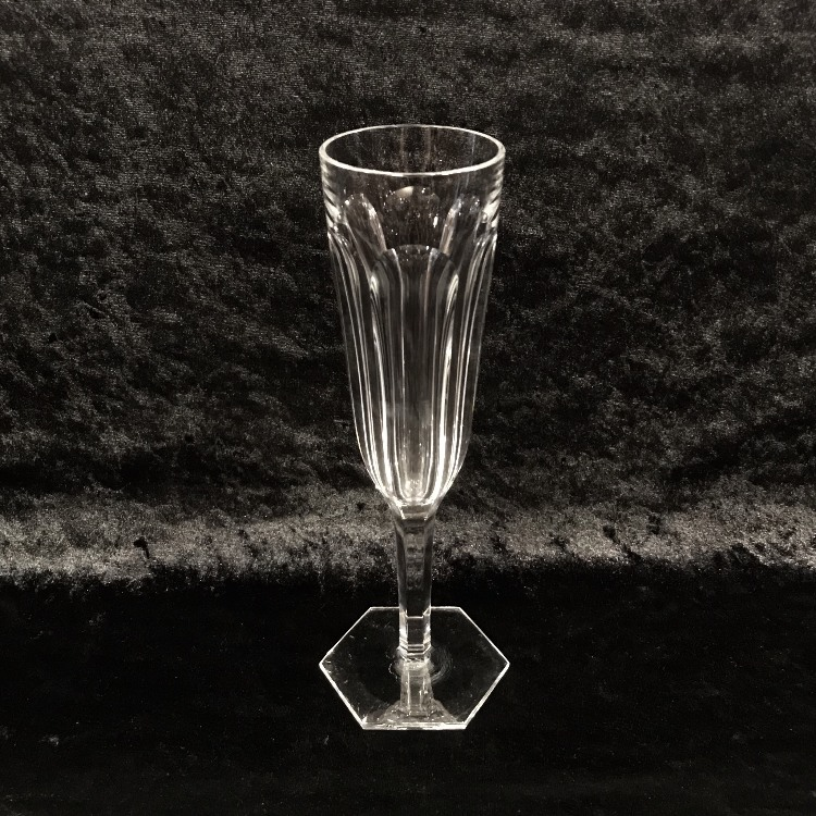 Baccarat Champagne glass