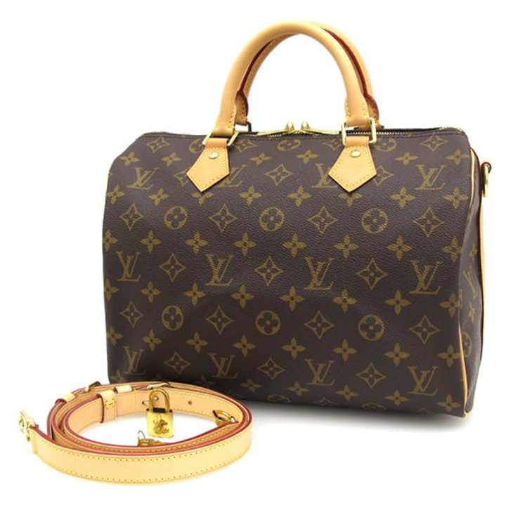 Louis Vuitton Monogram Speedy Bandouliere 30 M41112