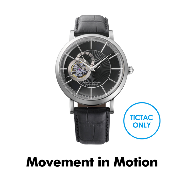 Movement in Motion(TiCTAC ONLY)